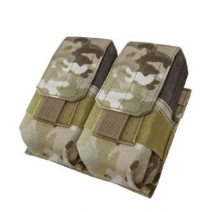 Condor® Ładownica molle Double M14 Mag Pouch (MA63-008) - Multicam®