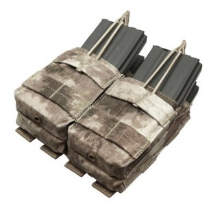 Condor® Ładownica molle Double Stacker M4 Mag Pouch (MA43-009) - A-TACS AU Camo ™