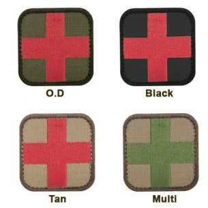 Condor® Plakietka Medic Patch (231-003) - Coyote / Tan