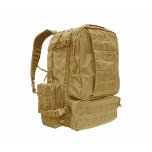 Condor® Plecak 3-Days Assault Pack (125-003) - Coyote / Tan