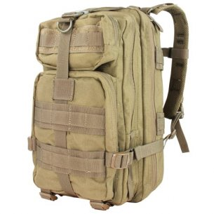 Condor® Plecak Compact Assault Pack (126-003) - Coyote / Tan