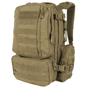 Condor® Plecak Convoy Outdoor Pack (169-003) - Coyote / Tan