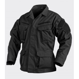 Helikon-Tex® Bluza SFU Next® (Special Forces Uniform Next) - Ripstop - Czarna