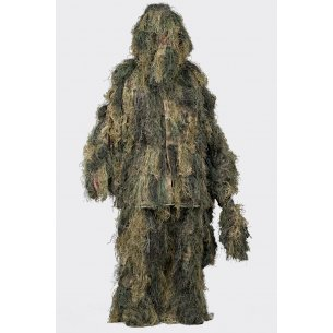 Helikon-Tex® Kamuflaż GHILLIE Suit - Digital Woodland