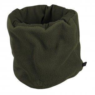 Pentagon Wrap Winter Neck - Olive Green